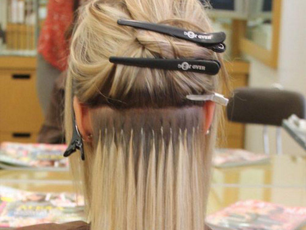 Hair Extensions - Capello Hair Design
